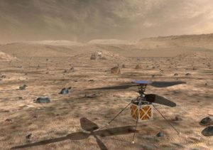 NASA Akan Mengirimkan Helikopter Ke Mars