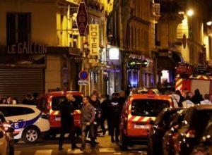 Serangan Pria Berpisau Di Paris Tewaskan Satu Orang