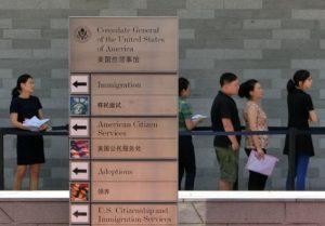 Deplu AS Peringatkan Staf Di China Untuk Mewaspadai Serangan Sonik
