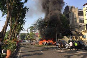Fadli Zon: Teror Gereja Di Surabaya Adalah Tindakan Biadab Dan Pengecut