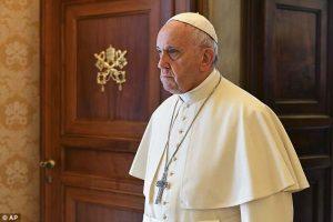 Terkait Kasus Pelecehan, 34 Uskup Chile Mengundurkan Diri