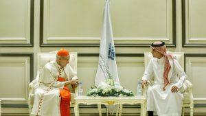 Riyadh Dan Vatikan Teken Kesepakatan, Gereja Akan Dibangun Di Arab Saudi