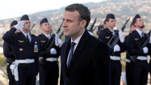 Macron: Saya Bukan Seorang Intervensionis Atau Neo-Konservatif