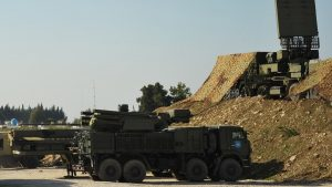Pesawat Tak Berawak Kembali Mengintai Markas Rusia Di Suriah