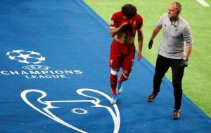 Mohamed Salah Yakin Akan Pulih Saat Melawan Uruguay Di Piala Dunia 2018