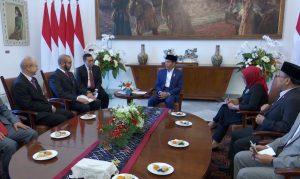 Bertemu Pangeran Bahrain, Jokowi Berharap Bahrain Tingkatkan Investasi Di Indonesia