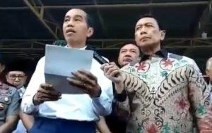 Kecam Aksi Teror Bom, Presiden Jokowi Akan Keluarkan Perppu