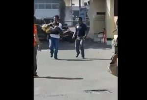 Bom Polrestabes Surabaya, Ada Anak Kecil Selamat Dari Ledakan