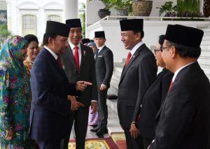 Tingkatkan Kerja Sama, Jokowi Minta Jaminan Perlindungan Untuk TKI Di Brunei Darussalam