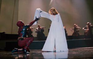 Penggemar Terkejut, Lagu Di FilmDeadpool 2 Dinyanyikan Celine Dion