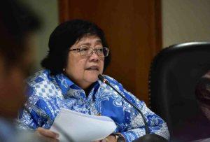 Jelang Asian Games, Menteri LHK: Jaga Reputasi Indonesia Jangan Sampai Ada Kebakaran Hutan