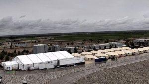 Trump: AS Tidak Akan Menjadi Kamp Migran