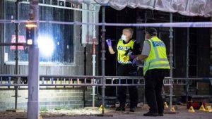 Aksi Penembakan Di Swedia, 3 Orang Tewas