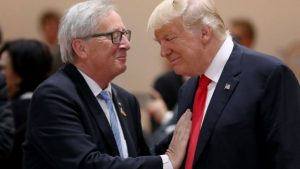 Uni Eropa Mulai Berlakukan 'Tarif Pembalasan' Atas Barang AS