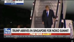 "Pembawa Berita Fox Sebut Trump Dan Kim ""Dua Diktator"""