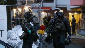 Memproduksi Senjata Biologis, Pria Tunisia Ditangkap Di Jerman