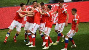Rusia Mengawali Piala Dunia Dengan Kemenangan 5-0 Atas Arab Saudi