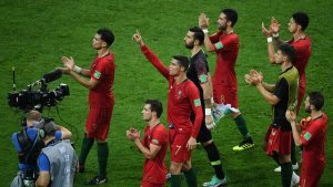 Ini Seperti Final, Pemain Memberi Ronaldo Respek Setelah Hattrick