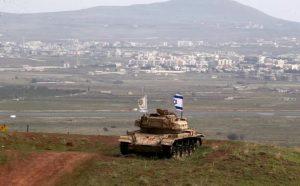 Suriah Perkuat Pertahanannya Di Wilayah Perbatasan Dengan Israel