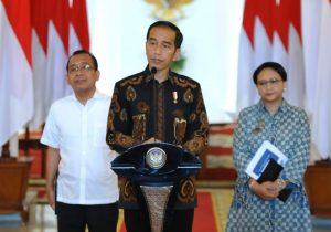Rayakan Lebaran Di Bogor, Jokowi: Mari Saling Memaafkan Dengan Hati Yang Tulus Dan Iklas