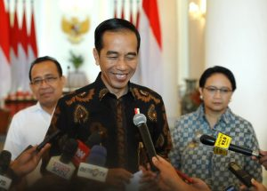 Jokowi: Indonesia Selalu Bersama Palestina
