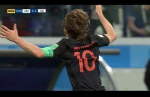 Argentina Dibantai Kroasia 3-0, Begini Ekspresi Messi, Maradona Dan Penonton