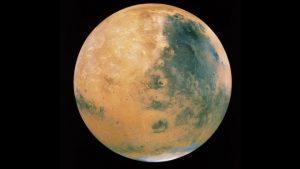 Peneliti Temukan Bukti Adanya Danau 'Cair' Di Mars