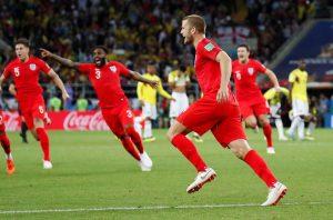 Inggris Kalahkan Kolombia Lewat Adu Penalti