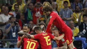 Belgia Lumpuhkan Brasil Di Piala Dunia 2018