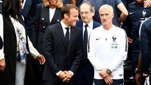 Dukung Tim Negaranya, Presiden Perancis Akan Ke Rusia