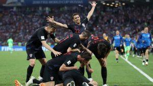 Kroasia Kuburkan Mimpi Tuan Rumah Piala Dunia Rusia