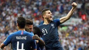 Kalahkan Kroasia 4-2, Perancis Raih Gelar Kedua Juarai Piala Dunia