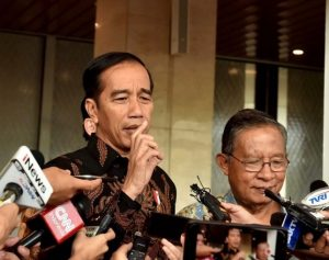 Jokowi Ungkap Perjuangan Indonesia Rebut 51% Saham Freeport