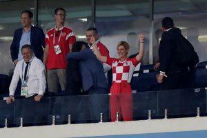 Presiden Kroasia: Kami Akan Mengangkat Trofi Piala Dunia Di Final