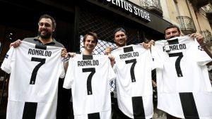 Cristiano Ronaldo Akan Mengakhiri Kariernya Di Juventus