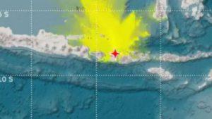 Lombok Kembali Diguncang Gempa, Tsunami Terdeteksi