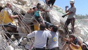 Ledakan Depot Senjata Di Suriah Tewaskan 39 Orang