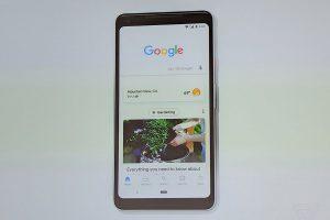 Google Search Menambahkan Feed Berita Di Homepage Mobile