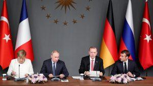 Putin: Proses Perdamaian Suriah Menjadi Prioritas, Tetapi Teroris Yang Tersisa Harus Dihancurkan