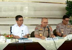 Polisi Beri Keterangan Terkait Isu Penganiayaan Ratna Sarumpaet