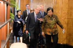 Karmenu Vella: Indonesia Mitra Penting EU Menuju Circular Economy Global