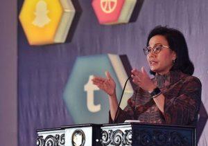 Sri Mulyani Berharap Pegawai Kemenkeu Menyebarluaskan Informasi Keuangan Negara Di Medsos