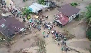 Banjir Bandang Menerjang Tanah Datar, Sumatera Barat