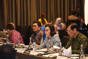 Dorong Ekspor, Sri Mulyani Mengajak Negara Lain Untuk Kerjasama Dengan LPEI