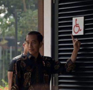 Jokowi Ingin Semua Sarana Publik Dan Olahraga Ramah Disabilitas