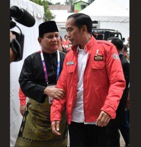 Dari Jokowi Hingga Titiek Soeharto Ucapkan Selamat Ulang Tahun Untuk Prabowo