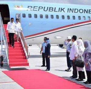 Kembali Kunjungi NTB, Jokowi Sederhanakan Prosedur Pengambilan Uang Bantuan