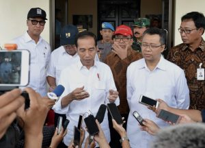 Mensos: Percepat Pemulihan Dan Rehabilitasi Anak Korban Gempa Lombok