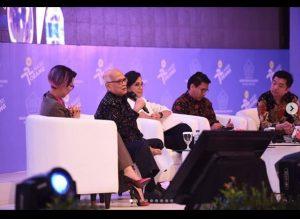 Sri Mulyani: Peran Pemerintah Menuju Indonesia Emas 2045 Adalah Sebagai Penghubung