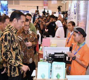 Jokowi: Perkembangan Teknologi Diiringi Tantangan Baru Dalam Hal Moralitas